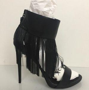 Rachel Zoe Black Sandals